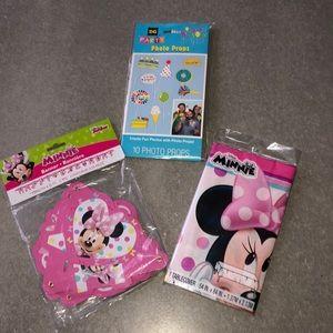 NWT Disney Minnie